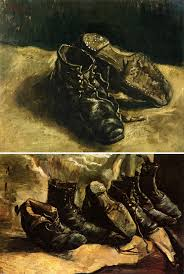 vincent van gogh still life with shoes
