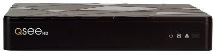 Q-See QT868-2 8-Channel 1080p HD IP NVR with 2TB Hard