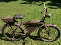 cleveland welding co prewar roadmaster 26 pit bike rat rod
