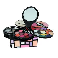 incolor makeup kit uc005 165gm