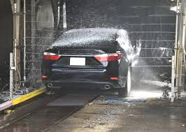 are touchless car washes really better
