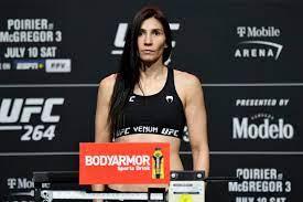 Irene Aldana releases statement on UFC ...
