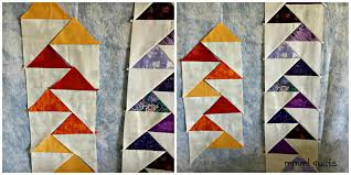 Musings of a Menopausal Melon - mmm! quilts: January 2017 & This is a teaser for another post, but the geese here, which are called Migrating  Geese, flow, much like a caterpillar, across a quilt, don't they?! Adamdwight.com