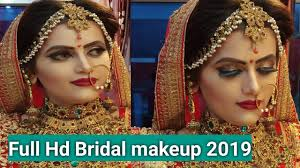 full hd bridal makeup 2019 step by step latest bridal makeup tutorial best bridal makeup for 2019