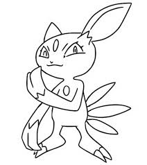 The printable coloring pages is now available with all its glory for kids to make the most of their skills. Duck Pokemon Coloring Pages Porygon2 Coloring Page Tobias Mylaserlevelguide Com