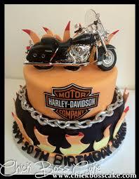 Harley Davidson Cake Decorations Chick Boss Cake Custom Cakes Custom Cupcakes Cake Delivery London