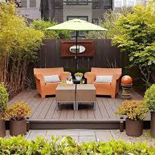 Small Patio Decorating Small Garden Decorating Ideas
