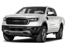 2019 ford ranger lariat 4x4 truck for lake park fl ua10100 2019 oxford white ford ranger lariat 4 door truck 4x4 ecoboost 2 3l i4 gtdi dohc