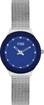 <b>Женские часы Storm</b> BLUE 47425/B (Великобритания, кварцевый ...