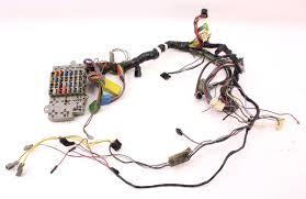 dash interior wiring harness & fuse box 81 84 vw rabbit mk1 diesel Vw Rabbit Wiring Harness Replacement dash interior wiring harness & fuse box 81 84 vw rabbit mk1 diesel 175 941 813 VW Wiring Harness Diagram