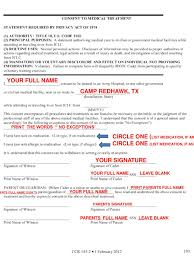 Print Name Your Full Name Todays Date 015 Your Printed Name Parents Printed