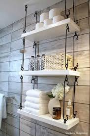 Bathroom hanging organizer