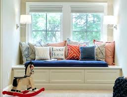bedroom window seat cushions. Simple Cushions Bedroom Window Seats Seat Cushions Best Cushion Images On Throughout  For Plan Photos Of   Intended Bedroom Window Seat Cushions N