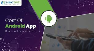 How Much Does A Logo Design Cost In India How Much Does Android App Development Cost In India