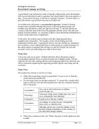 ks essay writing teachit english  5 preview