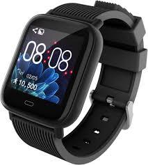 <b>Умные часы JET Sport</b> SW-2 black — купить по лучшей цене в ...