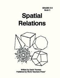 Spatial Relations Worksheet For 4th 6th Grade Lesson Planet