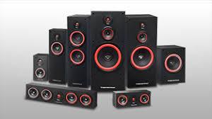cerwin vega pro audio home audio subwoofers speakers amplifiers sl series