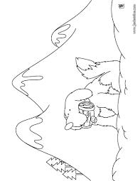 La Nature En Coloriage Montagnes Page 2