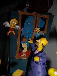 Art  Near The Atmosphere  Page 2Simpsons Treehouse Of Horror Raven