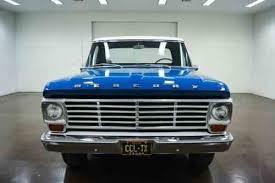 Mercury M100 1967 |  Mercury M100 12844 Miles Harbor Blue: One ...
