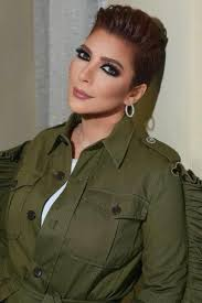 من الأكثر جمالا بالشعر القصير نجمات العرب أم هوليوود مجلة هي