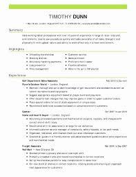 Resume Objective Statements Lovely 49 Luxury Sample Good Resume