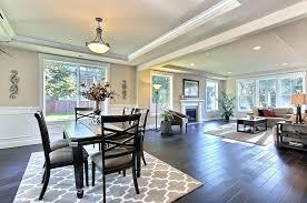 commercial area rugs for dark hardwood floors best over rug pads safe gripper