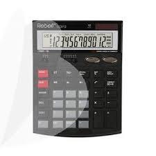 Desktop Calculator Re Cc612 Bx Officeday