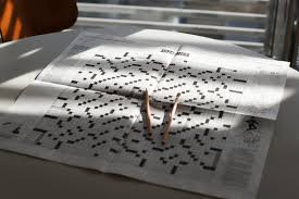 Designer Crossword The Story Behind The New York Times Largest And Most