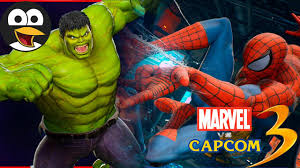 EL HOMBRE ARAÑA SPIDERMAN Y HULK - Vídeos de Juegos de Superhéroes Marvel  en Español - YouTube