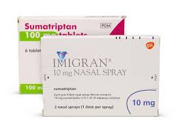 Buy Imigran Online Nasal Spray Sumatriptan Tablets Dr Fox