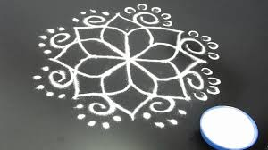 Telugu Muggulu Designs With Dots Latest Rangoli Designs 2018 Without Dots Telugu Muggulu