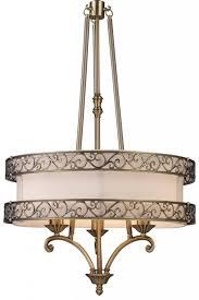 pendant drum shade lighting.  shade image of pendant lighting drum shade in h