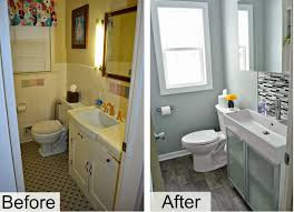 Bathroom Renos Before And After Home Decorating - Bathroom remodel before and after pictures
