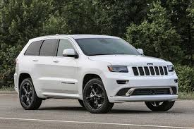 Jeep Grand Cherokee Trim Comparison Chart Jeep Grand Cherokee Yearly Changes Autotrader