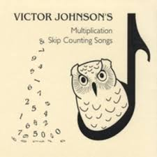 Multiplication and Skip Counting Songs | Victor Johnson