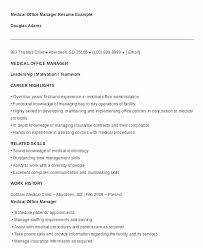 63 Awesome Stock Of Office Manager Resume Examples News Resume