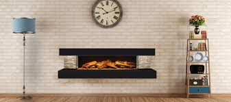 compton 1000 electric fireplace suite by electric modern