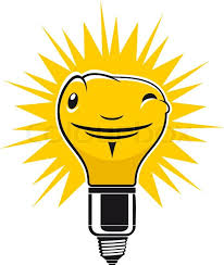 creative designs in lighting. Stock Vector Of \u0027Light Bulb Symbol Isolated On White For Creative Design\u0027 Designs In Lighting