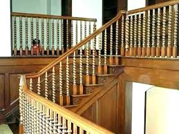 wood stairs ideas indoor stair railing designs design wooden handrails for outdoor painting how to paint