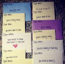 open when letters boyfriend new creative open when letter ideas and designs of open when letters boyfriend