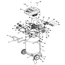 husky f3s33vwd 516 051 air compressor parts f3s33vwd 516051 husky parts schematic