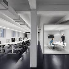 company tidy office. Anne Sophie Goneau Creates Stark Office For Digital Design Company In Montreal Tidy H