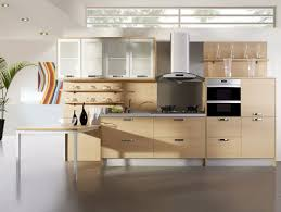 Brilliant Modern Kitchen Interior Interior With Design Photo 53221 Fujizaki  Decor