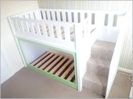 bunk bed with stairs plans. Toddler Loft Bed With Stairs Bunk Beds Plans Twin And Desk