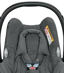 car seats maxi cosi cabriofix baby car seat infant carrier sparkling grey nomad black