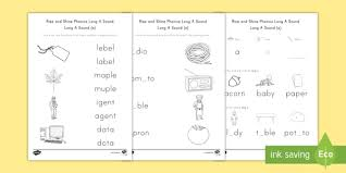 Award winning educational materials like worksheets, games, lesson plans and activities designed to help kids succeed. Rise And Shine Phonics Long A Sound Morning Worksheet Activity Sheets