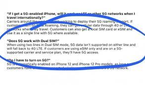 iPhone 12 không có 5G ở chế độ 2 SIM 2 sóng online - TechTimes