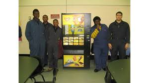 Vending Machine Technician Inspiration Students At Philadelphia Schools' Vending Repair Program Operate